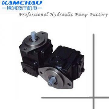 Hydraulic  6C T6D T6E T7E Single Vane Pump T6ED0520451R04B1