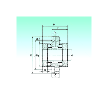 ZARF 3590 TN NBS Complex Bearings
