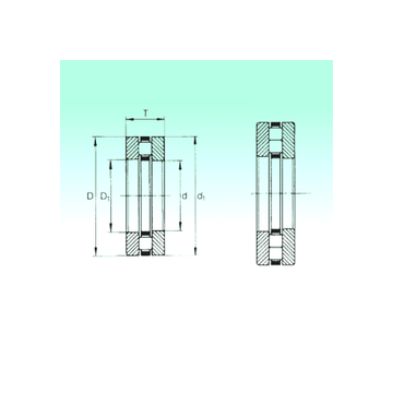 89311TN NBS Thrust Roller Bearings