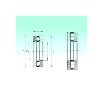 89434-M NBS Thrust Roller Bearings