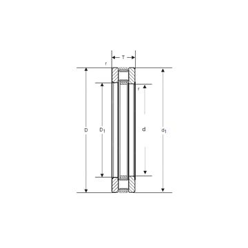 81105 SIGMA Thrust Roller Bearings