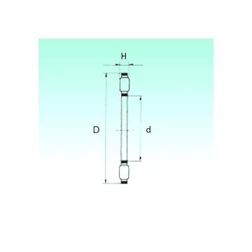 K81209TN NBS Thrust Roller Bearings