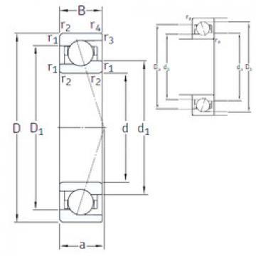 Bearing VEB 10 /NS 7CE1 SNFA