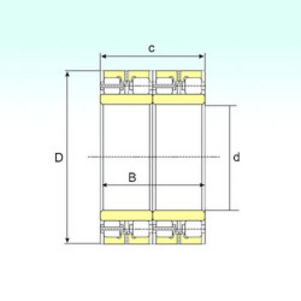 Bearing FCDP 176228800 ISB #1 image