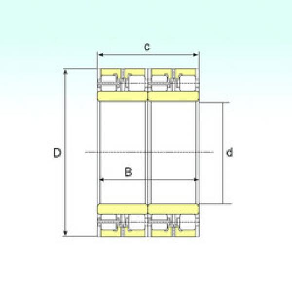 Bearing FCDP 190260850 ISB #1 image