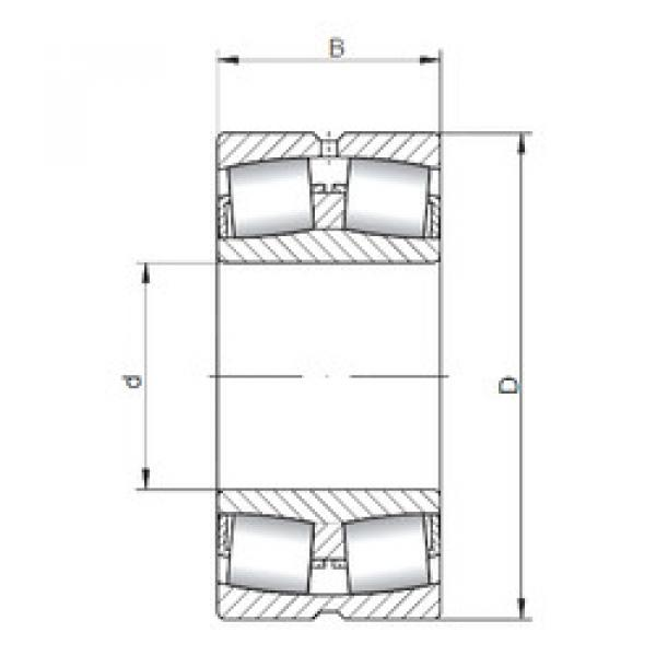 Bearing 239/560W33 ISO #1 image