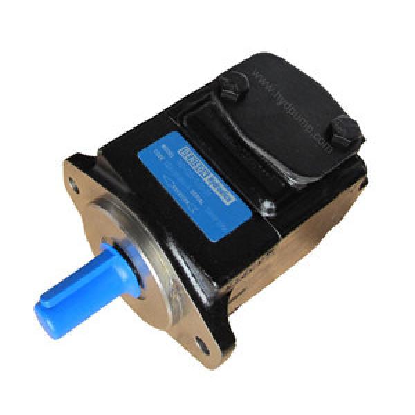 Hydraulic  6C T6D T6E T7E Single Vane Pump T6CC0140065R00C110 #1 image