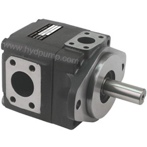Hydraulic  6C T6D T6E T7E Single Vane Pump T6DCB31B051R00B1 #1 image