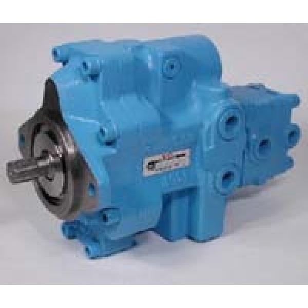 NACHI PZE-4B-16E3-130FR2A-2016A PZE Series Hydraulic Piston Pumps #1 image